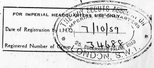Registration 34688 since 1959